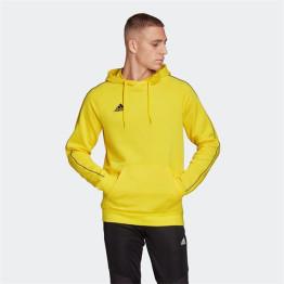 Adidas Core 18 férfi kapucnis pulóver
