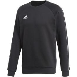 Adidas Core 18 férfi kerek nyakú pulóver