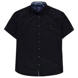 D555 Kurt férfi rövid ujjú ing