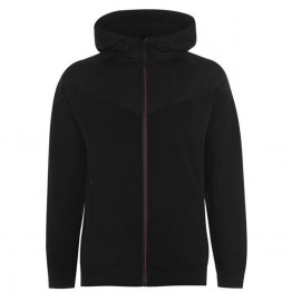 Everlast Premium férfi kapucnis cipzáras pulóver