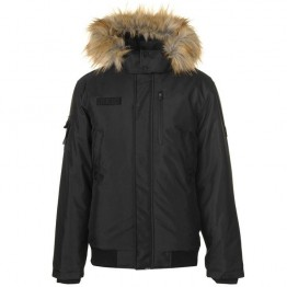 Everlast Urban Bomber férfi bélelt kabát