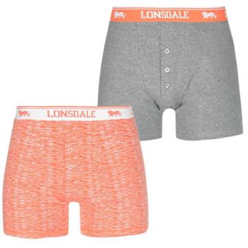 Lonsdale 2 darabos férfi boxeralsó