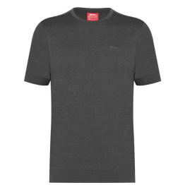 Slazenger Plain férfi kerek nyakú póló