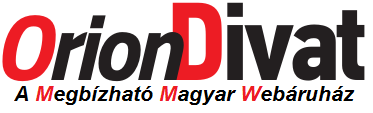 Orion Divat Webáruház